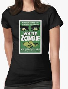 White zombie - the movie Womens Fitted T-Shirt