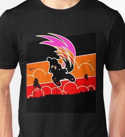 Motorbikes Unisex T-Shirt