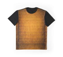 Vintage sheet music  Graphic T-Shirt