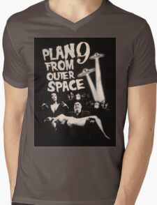 Plan 9 from outer space - the movie Mens V-Neck T-Shirt
