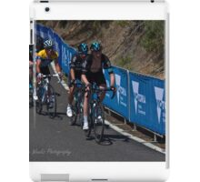 Chris Froome, 2016 Jayco Herald Sun Tour, stage 4 Arthur's Seat iPad Case/Skin