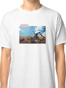 Travis Scott Wonderful Classic T-Shirt