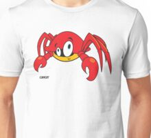 funny zodiac/cancer Unisex T-Shirt