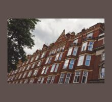 Admiring London's Victorian Architecture - Crawford Street, Marylebone Baby Tee