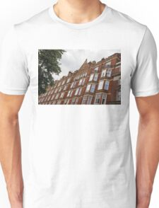 Admiring London's Victorian Architecture - Crawford Street, Marylebone Unisex T-Shirt