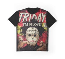 FRIDAY I'M IN LOVE Graphic T-Shirt