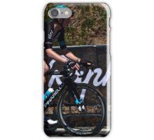 Ian Boswell, 2016 Jayco Herald Sun Tour, stage 4 Arthur's Seat iPhone Case/Skin