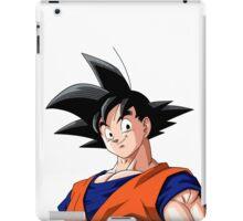 goku kanji iPad Case/Skin