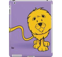funny zodiac/leo iPad Case/Skin