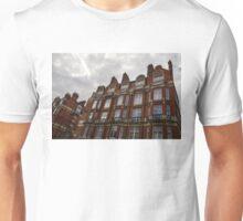 Admiring London's Victorian Architecture - Montagu Mansions, Marylebone  Unisex T-Shirt