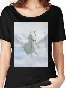 Pegasus Women's Relaxed Fit T-Shirt