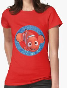 nemo Womens Fitted T-Shirt