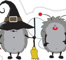 ready for Halloween Sticker