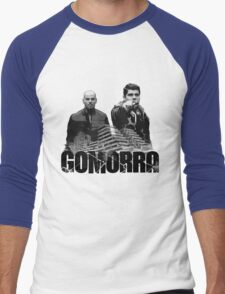 GOMORRA Men's Baseball ¾ T-Shirt