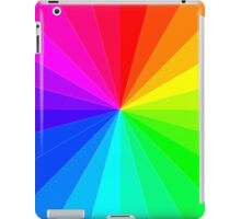 The Rainbow Spectrum, Wheel of Colors/Colours iPad Case/Skin