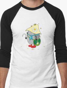 forest druid Men's Baseball ¾ T-Shirt