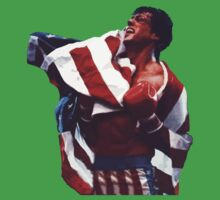 Rocky Balboa - The american dream Kids Tee