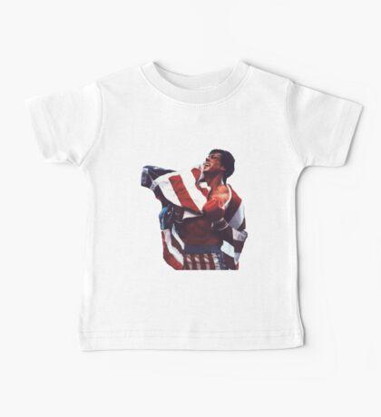 Rocky Balboa - The american dream Baby Tee