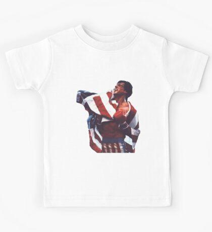 Rocky Balboa - The american dream Kids Tee