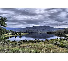 Blowering Dam,Tumut,NSW Photographic Print