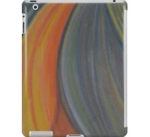 Swaying sunset colours iPad Case/Skin