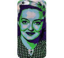 Bettie Davis iPhone Case/Skin