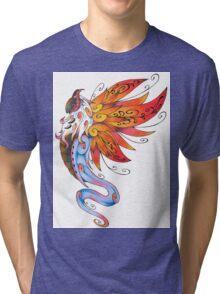 Volcarona Tri-blend T-Shirt