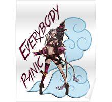 Everybody, Panic! -Jinx Poster