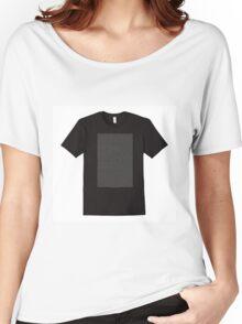 The Bee Movie Script Shirt Shirt Women's Relaxed Fit T-Shirt
