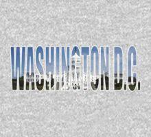 Washington DC One Piece - Short Sleeve