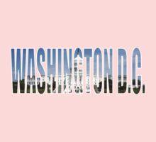 Washington DC Kids Tee