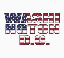 Washington D.C One Piece - Short Sleeve
