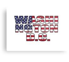 Washington D.C Metal Print