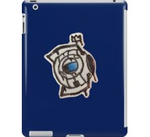 Wheatley iPad Case/Skin