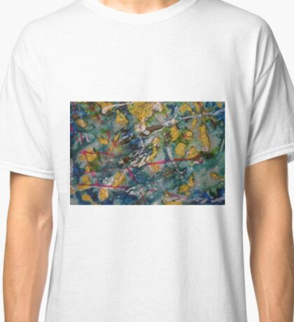splatters and streaks Classic T-Shirt