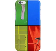 Just the Colours Please iPhone Case/Skin