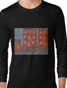 Red House Long Sleeve T-Shirt
