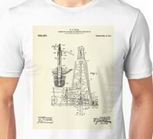 Combination Standard and Hydraulic Drilling Rig-1911 Unisex T-Shirt