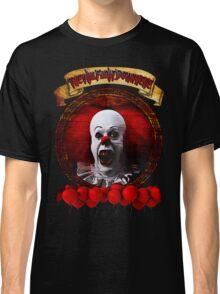 Tim Curry Pennywise Stephen King T-Shirt Classic T-Shirt