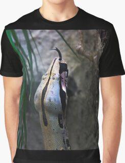 Python At Amaru Graphic T-Shirt