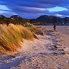Coles Bay sunset by Mark Malinowski