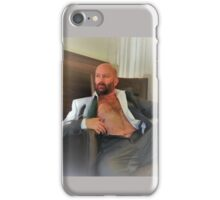 Troy - Join Me In My Office iPhone Case/Skin
