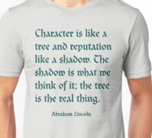 Tree of Character VINTAGE BLUE Unisex T-Shirt