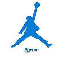 Bernie Jumpman Photographic Print