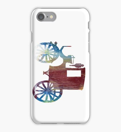 Carriage iPhone Case/Skin
