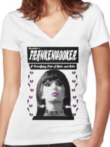 Got Cash? Women's Fitted V-Neck T-Shirt