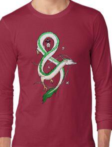 Haku Dragon Long Sleeve T-Shirt