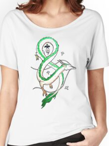 Haku Dragon Women's Relaxed Fit T-Shirt