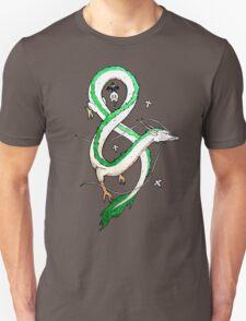 Haku Dragon Unisex T-Shirt