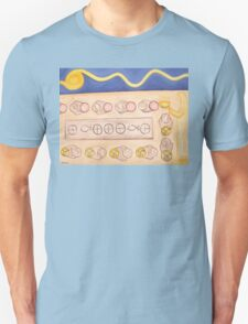 FIVE LOAVES AND TWO FISH Unisex T-Shirt